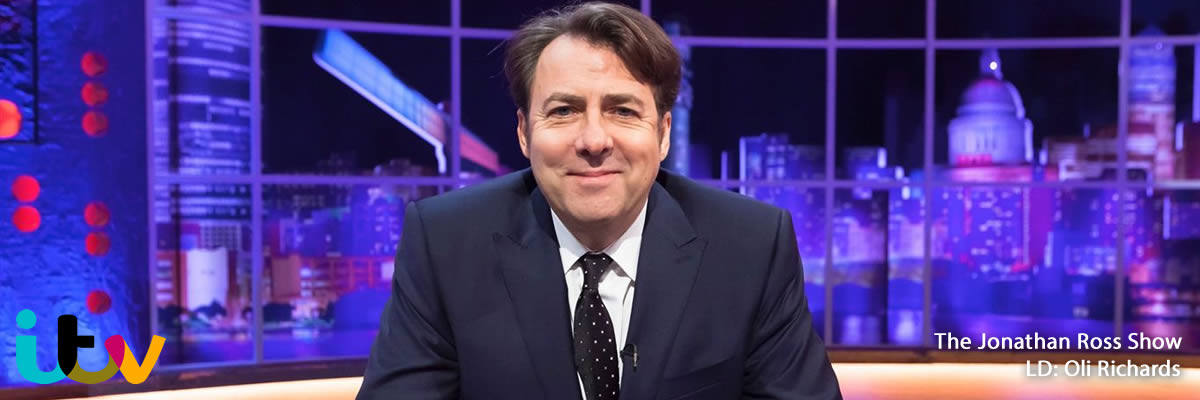 The Jonathan Ross Show - LD: Oli Richards