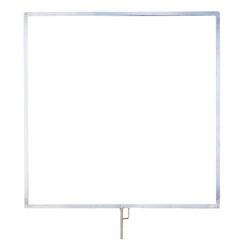 Picture of Fixed Trace Frame 4' x 4'