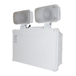 Picture of Twin Spot LED Emergency Light IP65