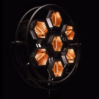 Picture of Portman P1 Retro Lamp